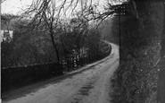 Aysgarth, Station Road c.1935