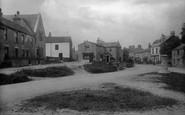 Aysgarth, The Village 1924