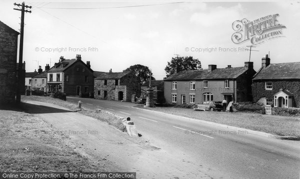 Aysgarth, The Village c.1965
