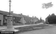 Aysgarth, Village And War Memorial 1924