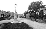 Aysgarth, War Memorial 1924