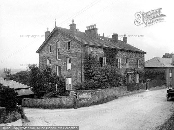 Aysgarth, Youth Hostel 1924
