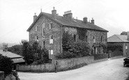 Aysgarth, Youth Hostel 1924