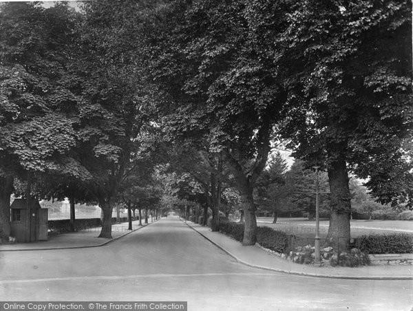 Babbacombe, Cary Avenue 1928