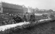 Babbacombe, Downs Gardens 1896