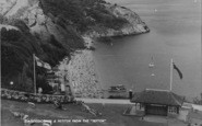Babbacombe, Oddicombe And Petitor From Sefton Hotel c.1960