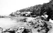 Babbacombe, The Beach 1925