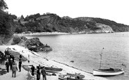 Babbacombe, The Beach c.1950