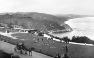 Babbacombe, the Downs 1924