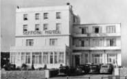 Babbacombe, The Sefton Hotel Frontage c.1960