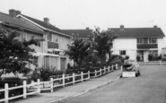 Backwell, Bramley Drive c.1965