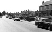 Backwell, Bristol Road c.1960