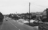 Backwell, Main Road c.1965