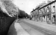 Bacup, Newchurch Road c.1960