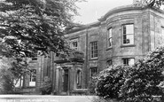 Bacup, Stubbylee Hall c.1955