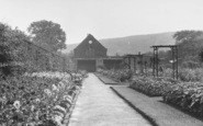 Bacup, The Rose Gardens c.1955