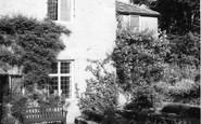 Badminton, Essex House c.1960