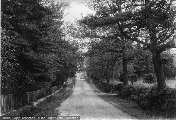 Bagshot, Back Ride 1909