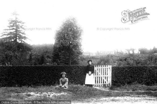 Bagshot, High Curly Hill 1903