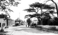 Bagshot, High Street 1903