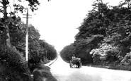 Bagshot, Jolly Farmer Hill 1906