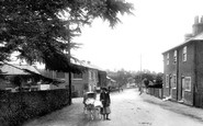 Bagshot, London Road 1903