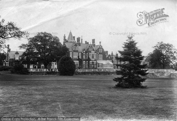 Bagshot, Park 1909