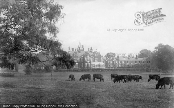 Bagshot, Park, Residence Of Duke Of Connaught 1907