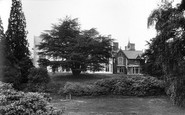 Bagshot, Pennyhill Park 1909