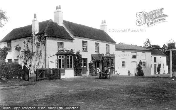 Bagshot, The Cricketers 1901