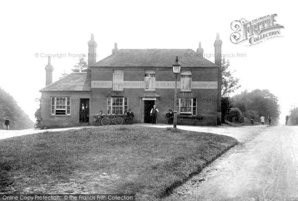 Bagshot, The Jolly Farmer Inn 1906