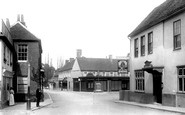 Bagshot, The Square 1903