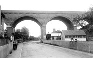 Bagshot, Viaduct 1901