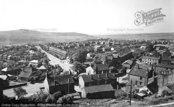 Baildon, A General View c.1960