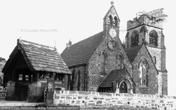 Baildon, St John The Evangelist Church c.1955
