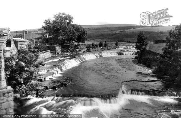 Bainbridge, The Falls 1909