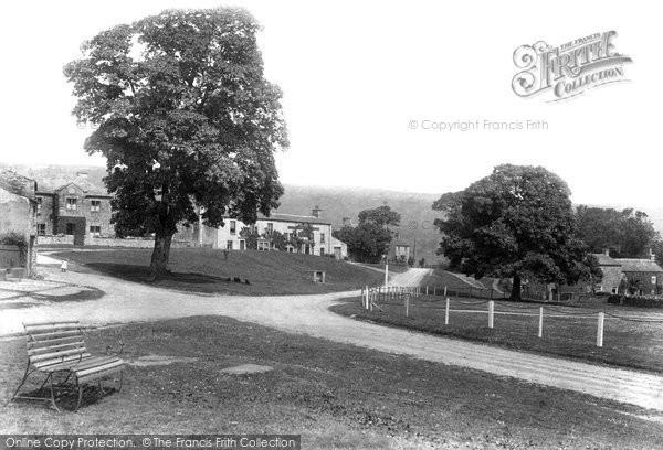Bainbridge, The Green 1896