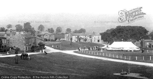 Bainbridge, The Green 1906
