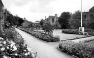 Bakewell, Bath Gardens c.1955