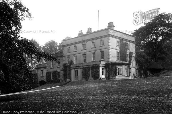 Bakewell, Castle Hill 1923