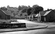 Bakewell, Dagnall Close Gardens c.1955