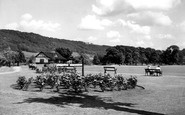 Bakewell, Recreation Ground c.1955
