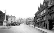 Bakewell, Rutland Square 1923