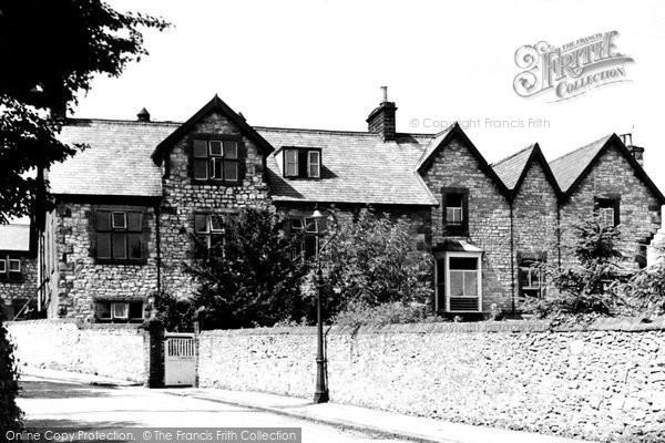 Bakewell, St Anselms School c.1955