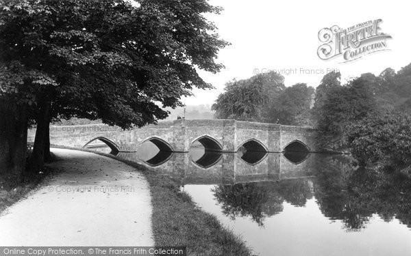 Bakewell, The Bridge 1914