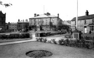 Bakewell, The Gardens c.1955