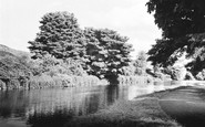 Bakewell, The River Wye c.1955