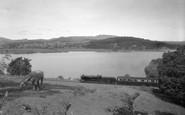 Bala, Arenig Fawr From Llangower 1955