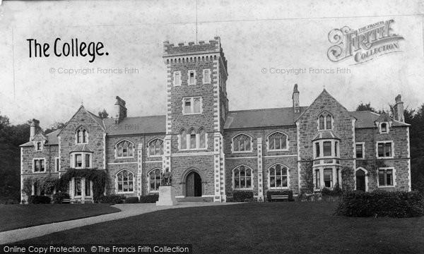 Bala, College 1913