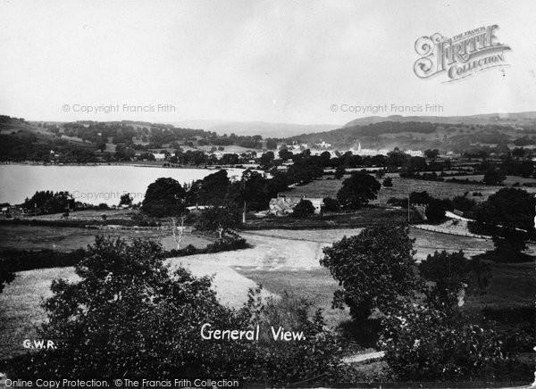 Bala, General View c.1935
